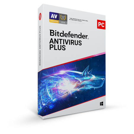 Bitdefender Antivirus Plus 2020 | Windows