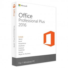 Microsoft Office 2016 Professional Plus Produktschlüssel